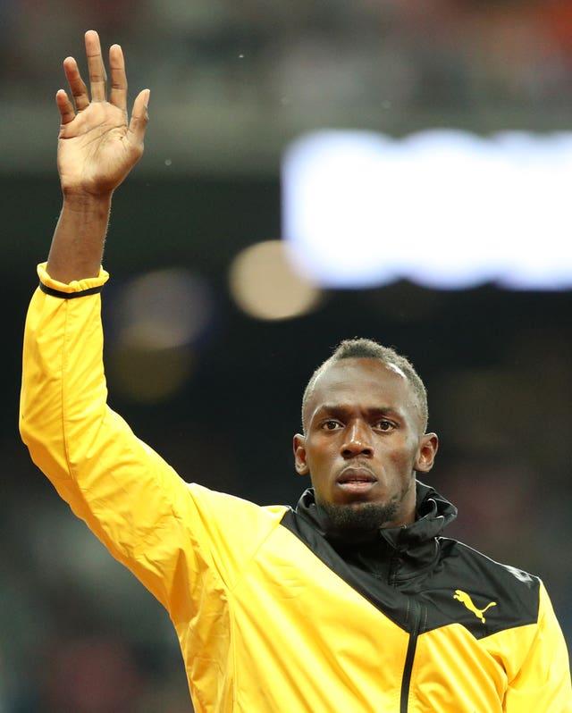 ebe062aeb7d Jamaica s Usain Bolt retired following a glittering track career in 2017.  (Jonathan Brady PA)