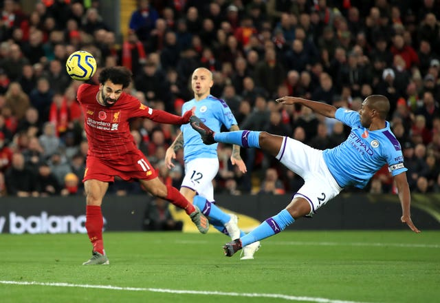 Liverpool struck a decisive low in the title race with a convincing win over Manchester City