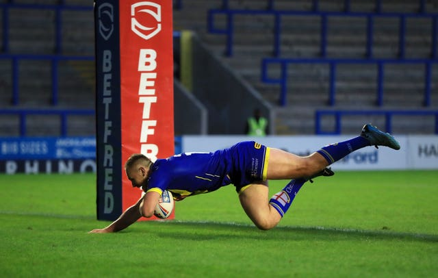 Super League has staged matches behind closed doors since August