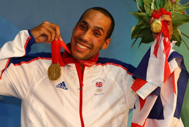 James DeGale won gold at the 2008 Beijing Olympics