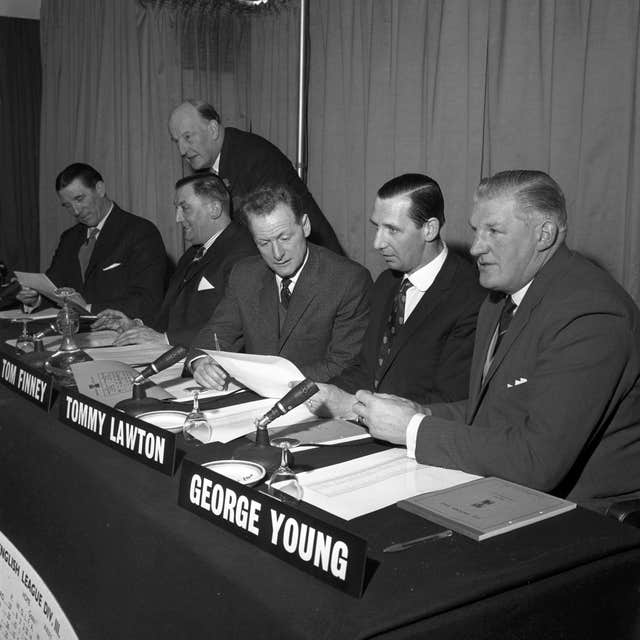 The pools panel was born in 1963 after a raft of postponements
