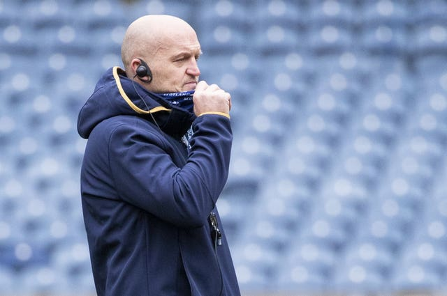 Gregor Townsend had some big decisions to make