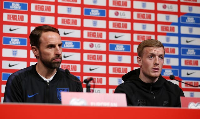 Gareth Southgate has been a source of support for Pickford
