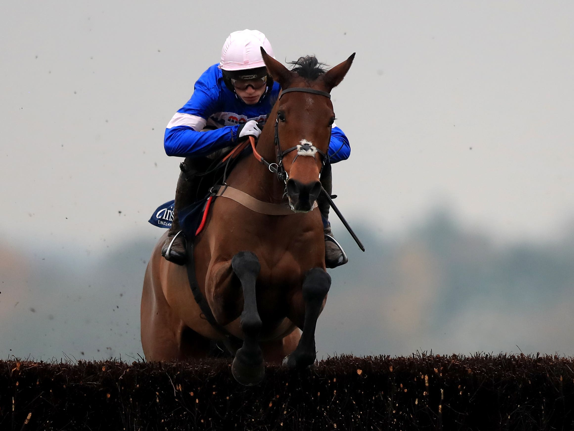 Cyrname has been re-routed from Down Royal to Wetherby next weekend (Simon Cooper/PA)