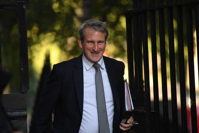 Education Secretary Damian Hinds (Stefan Rousseau/PA