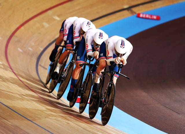 UCI Track Cycling World Championships 2020 – Day One – Velodrom