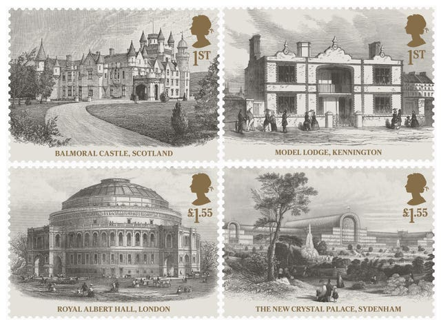 Royal Mail new stamps