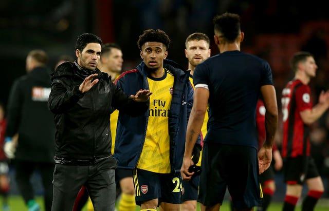 Mikel Arteta hopes to keep Pierre-Emerick Aubameyang