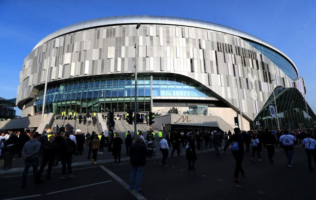 Tottenham Hotspur v Ajax – UEFA Champions League – Semi Final – First Leg – Tottenham Hotspur Stadium