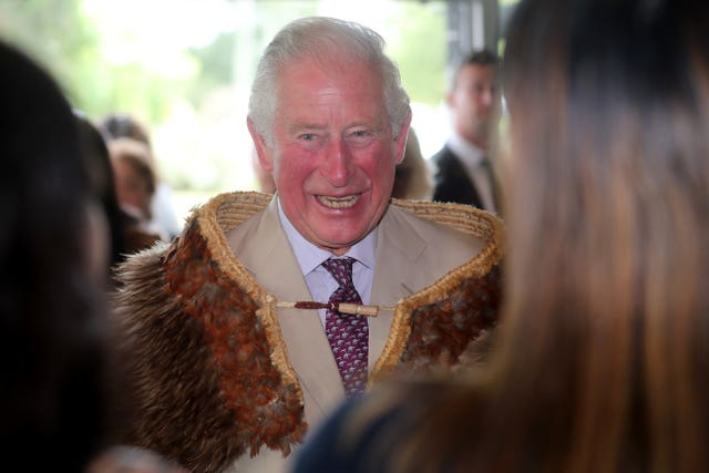 Royal visit to New Zealand
