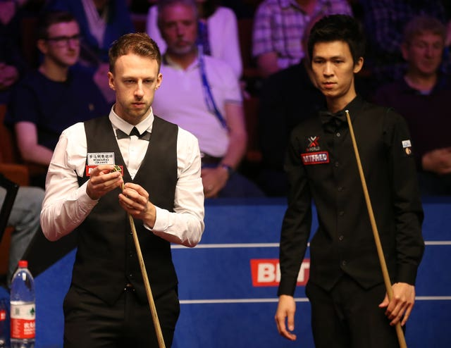 2019 Betfred Snooker World Championship – Day Four – The Crucible