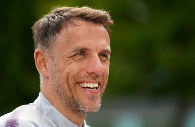 Phil Neville is demanding more from England Women