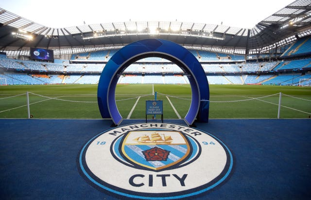 The Etihad Stadium could be used for WSL matches, possibly including Manchester City's opener against local rivals United