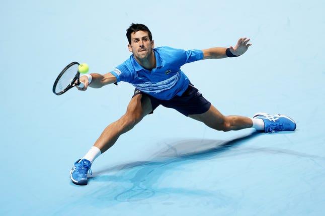 Novak Djokovic File photo
