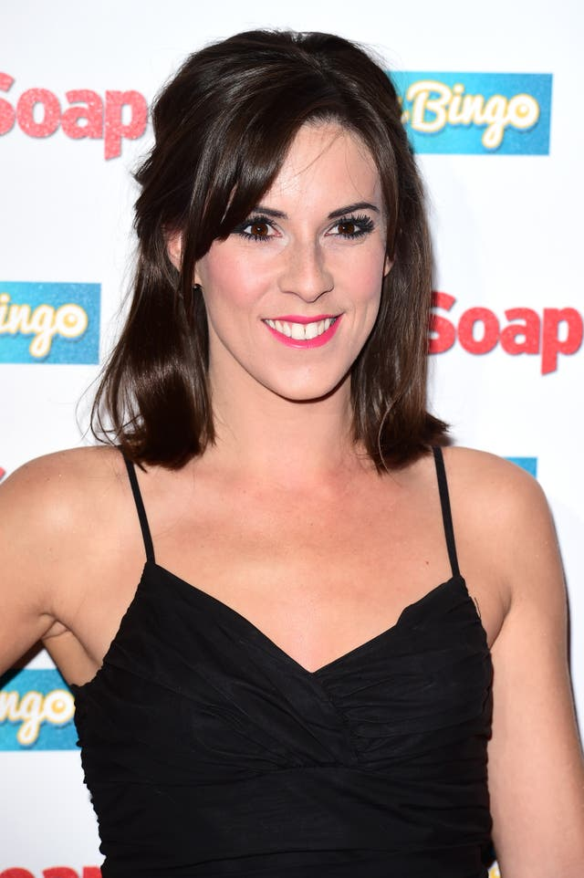Ex Emmerdale Star Verity Rushworth Enjoying Life As A Working Mum The Irish News