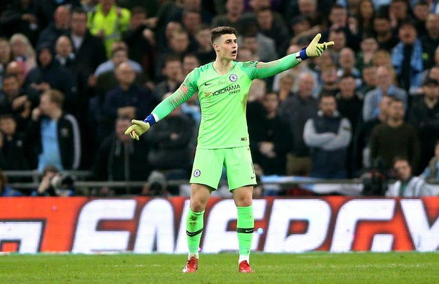 Kepa Arrizabalaga's refusal to be substituted and Maurizio Sarri's furious reaction was the main talking point at Wembley