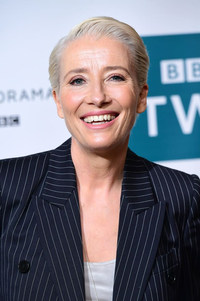 Emma Thompson (Ian West/PA)