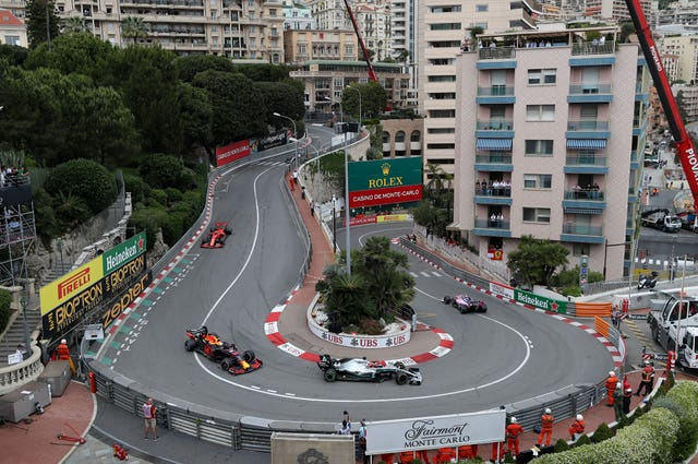The Monaco Grand Prix was cancelled on Thursday but will now be replaced by a virtual race.