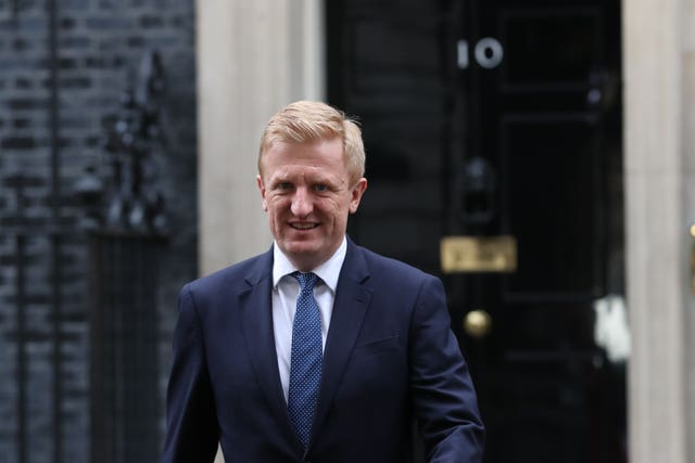 Culture secretary Oliver Dowden believes the public funding will help people stay fit during lockdown