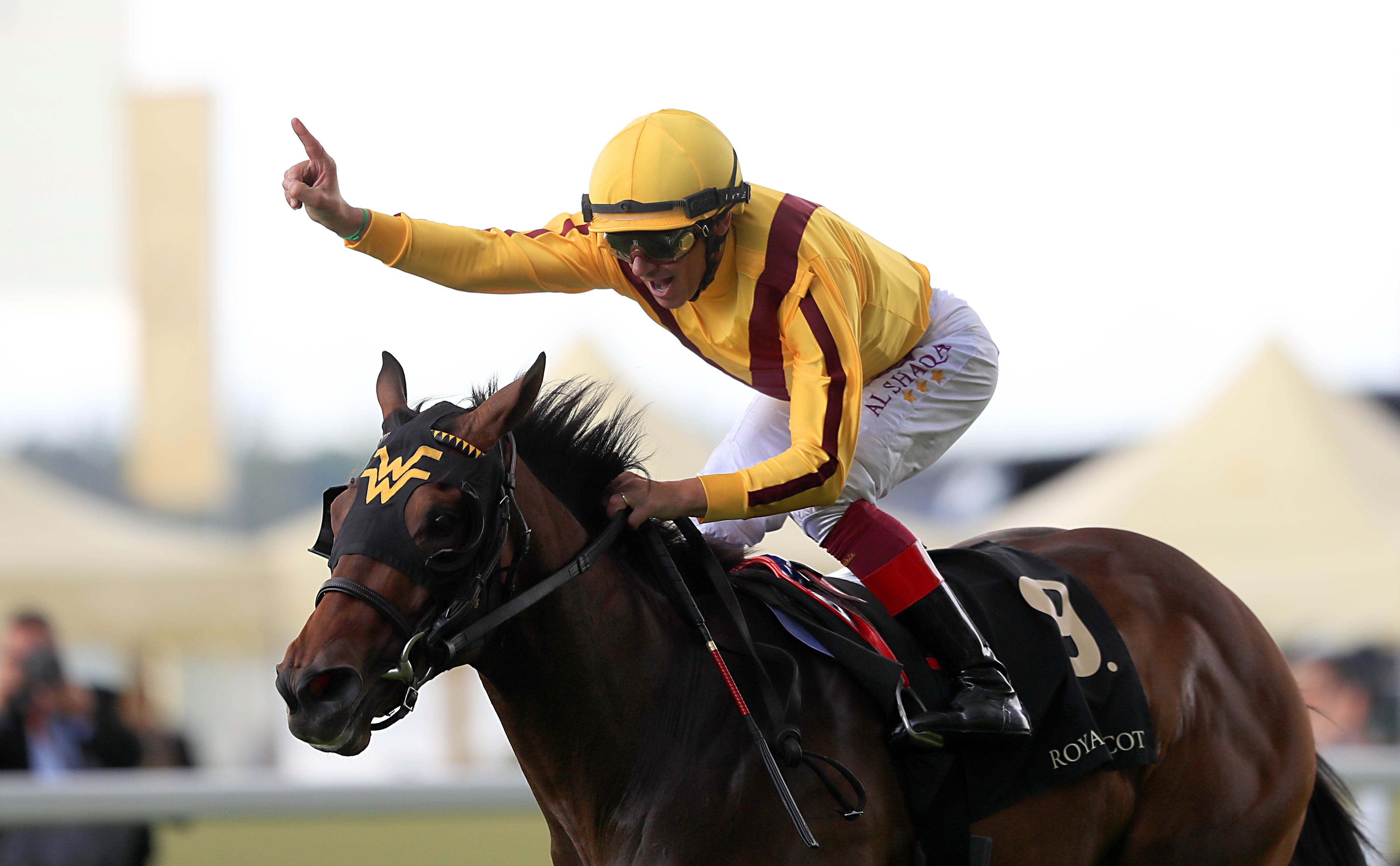 Lady Aurelia won twice at Royal Ascot