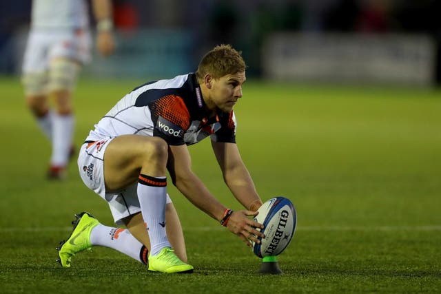 Debutant Jaco Van Der Walt will become Scotland's latest fly-half