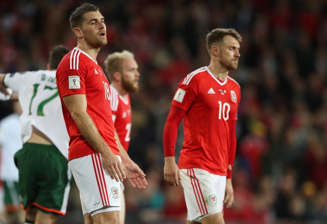 Wales missed out on a place at the 2018 World Cup after defeat by Ireland