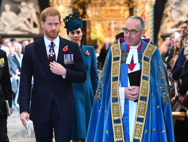 Duke of Sussex and Dean of Westminster