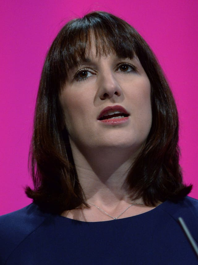 Labour MP Rachel Reeves, who chairs the Business, Energy and Industrial Strategy select committee