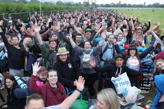 Glastonbury Festival 2019 – Day 1