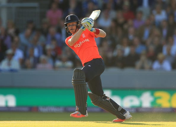 Sam Billings is England's vice-captain for the Twenty20 series in New Zealand (Nigel French/PA)