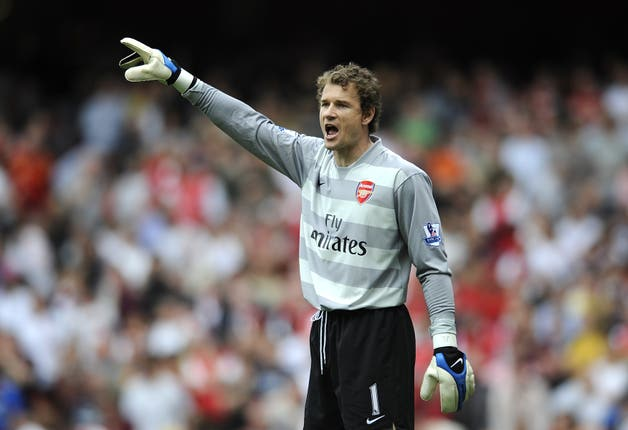 Jens Lehmann had two spells under Wenger.