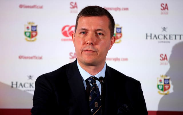British and Irish Lions managing director Ben Calveley says plans are in place to deal with all eventualities