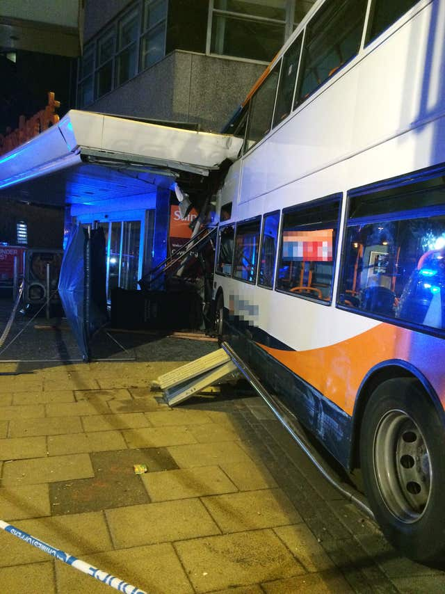 Coventry bus crash court case