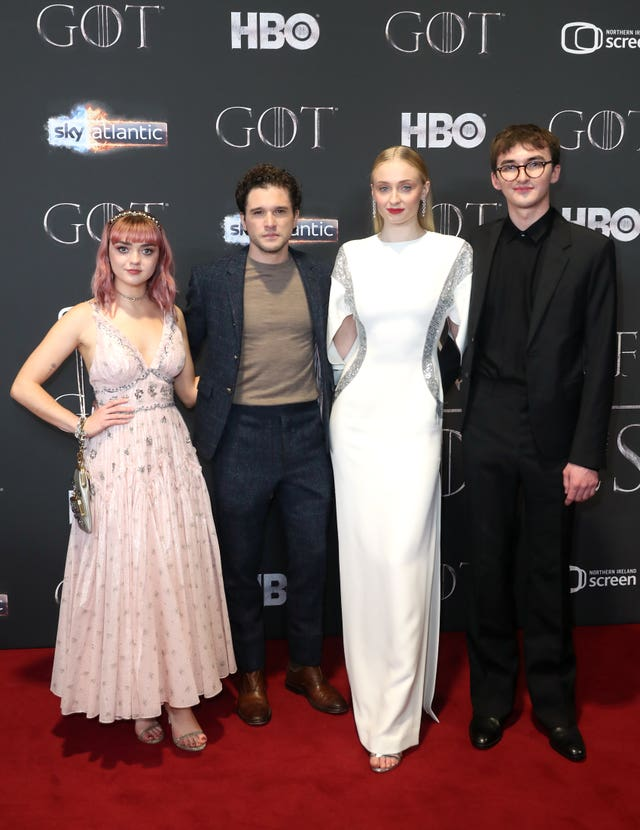 Game of Thrones Premiere – Belfast