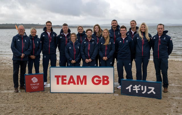 Team GB is sticking with its 15-strong team