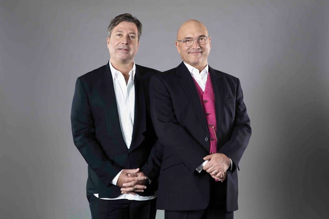 John Torode and Gregg Wallace interview