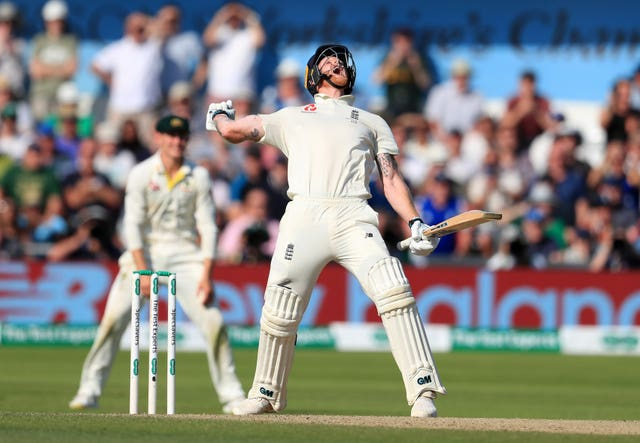 Ben Stokes revealed his elation after England's narrow victory over Australia