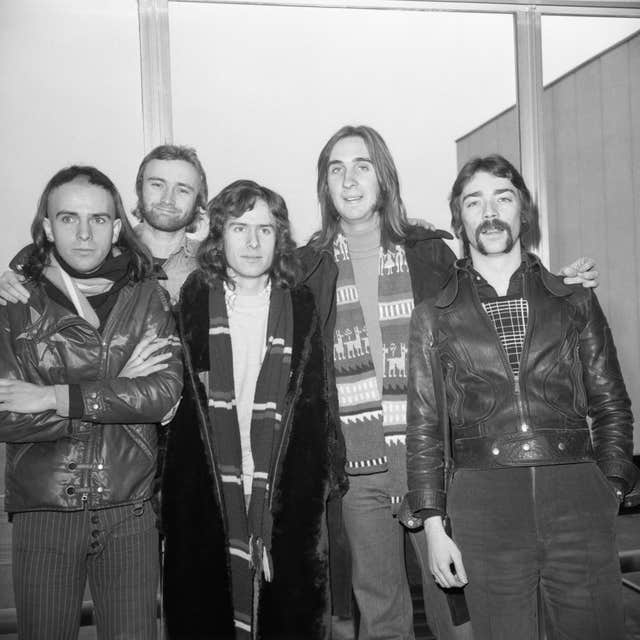 Music – Genesis fly out for US Tour – 1974