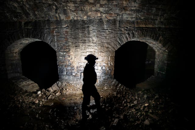 Urban caving under the streets of Sheffield