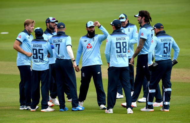 England have already wrapped up a Royal London series win ahead of Tuesday's final match (Mike Hewitt/PA)