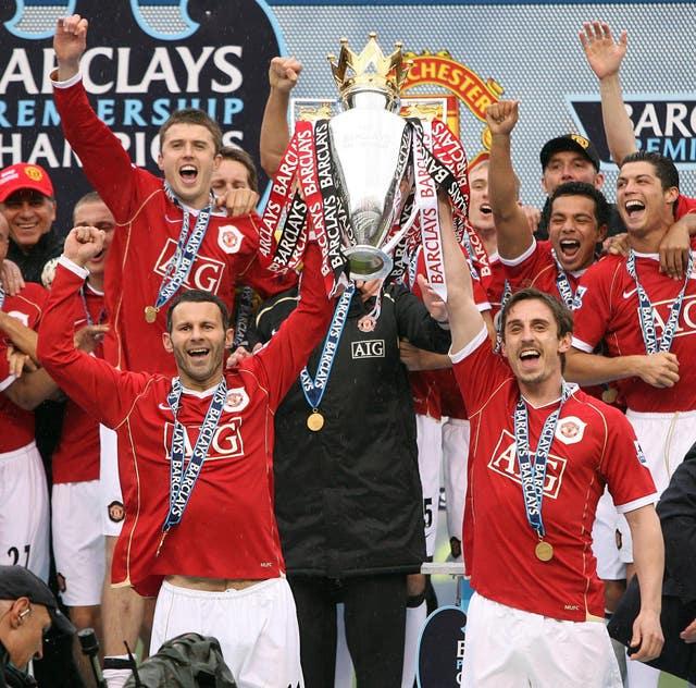 Soccer – FA Barclays Premiership – Manchester United v West Ham United – Old Trafford