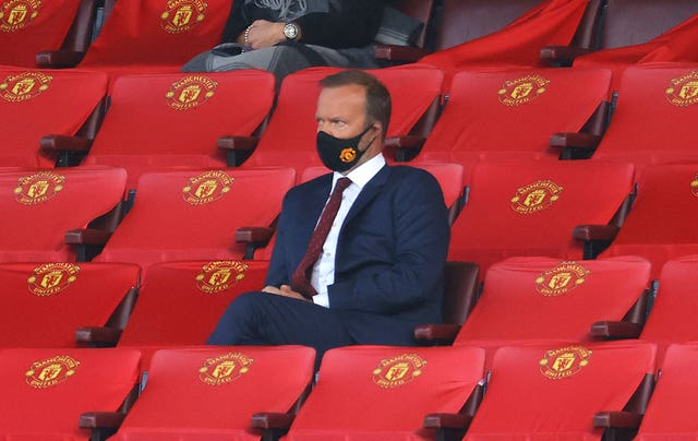 Executive vice-chairman Ed Woodward spoke about the impact of Covid-19 on Manchester United