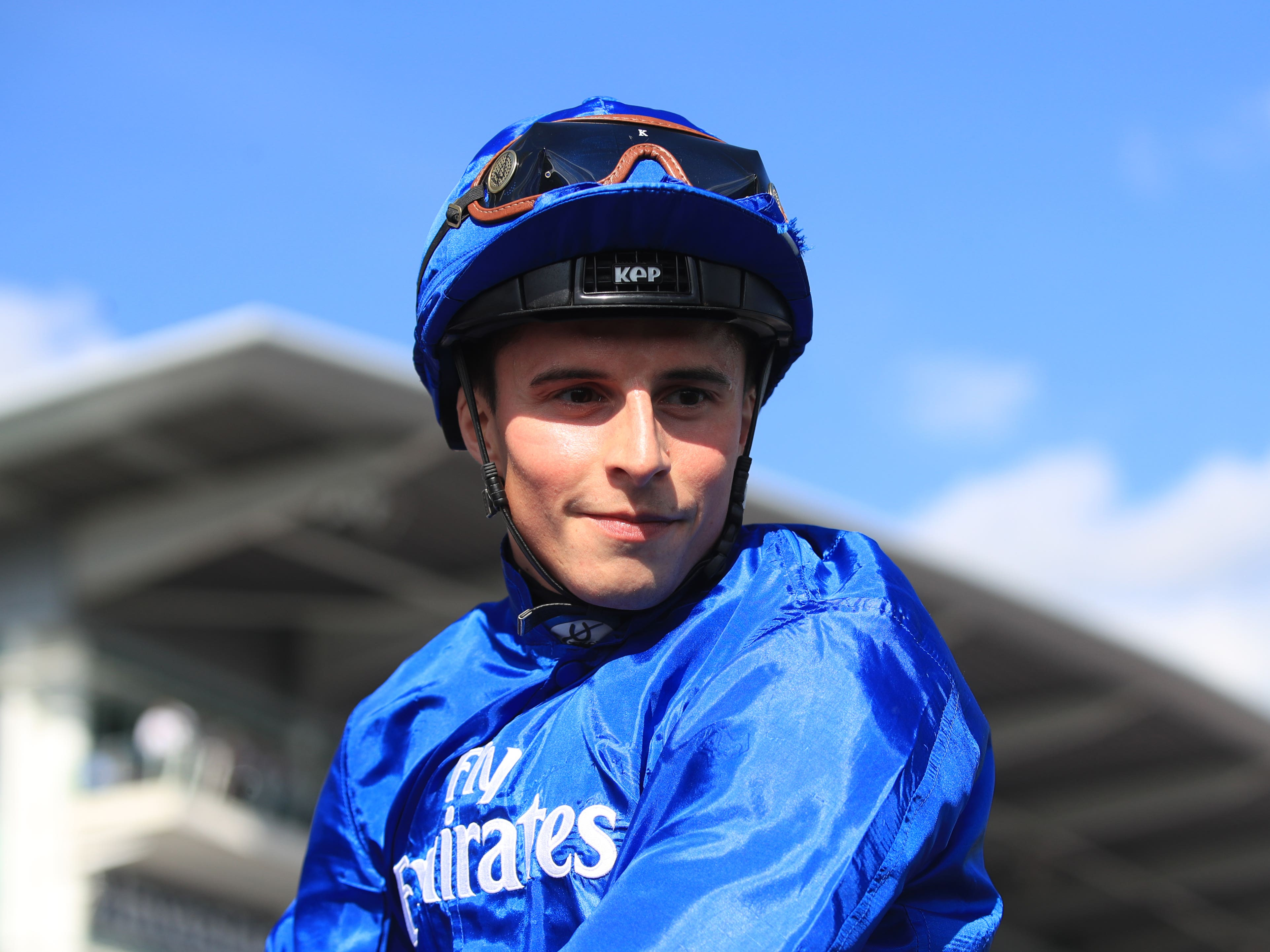 William Buick will not ride this week (Adam Davy/PA)