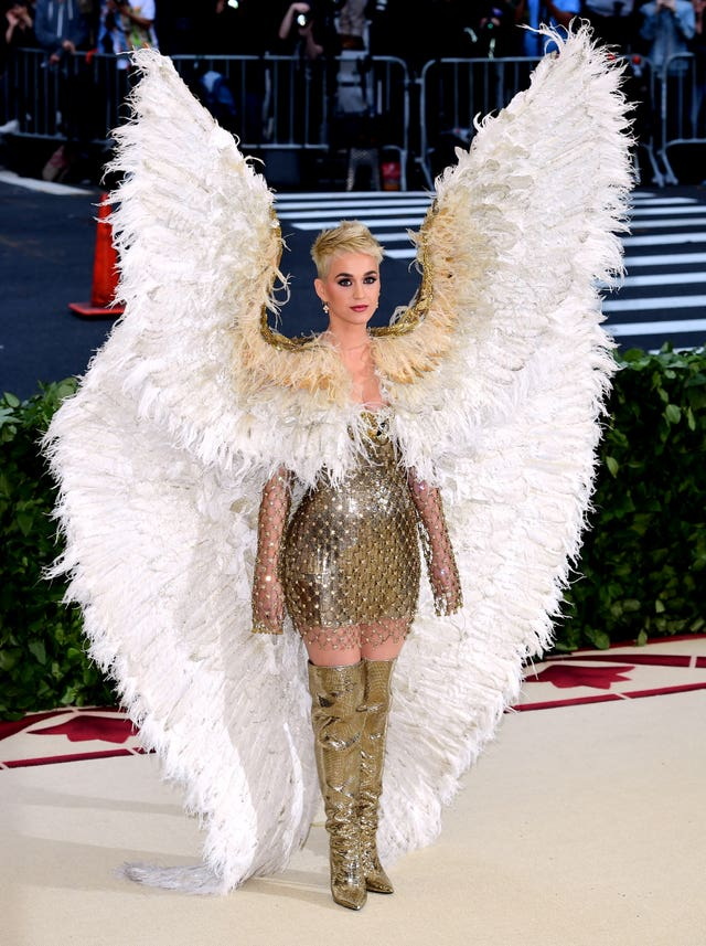 Celebrities Make The Most Of Religious Theme At Met Gala