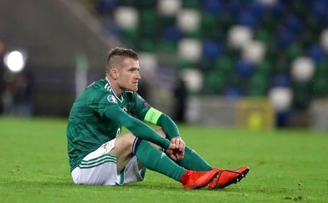 Northern Ireland v Slovakia – UEFA Euro 2020 – Play-offs – Final – Windsor Park
