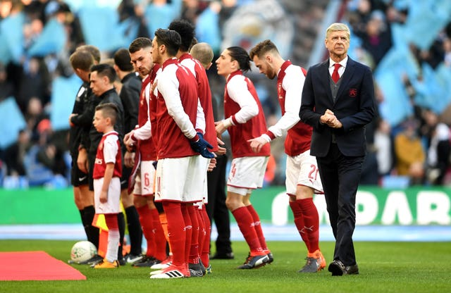 Arsene Wenger's final visit to Wembley as Arsenal boss was a 3-0 Carabao Cup final defeat to Manchester City.