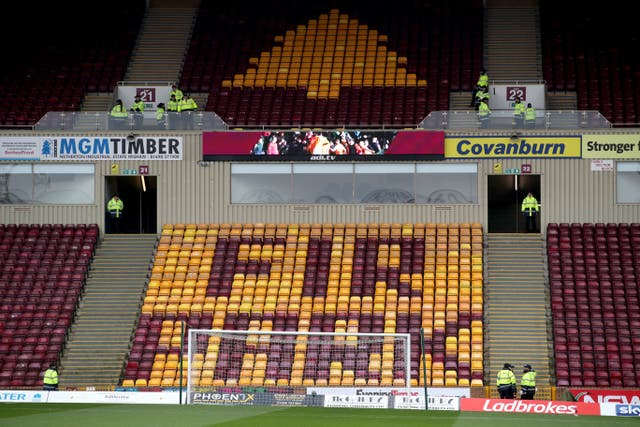 Motherwell were awarded two 3-0 wins