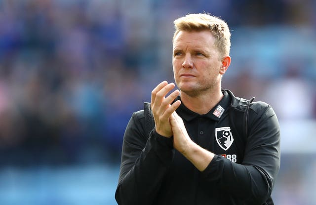 Eddie Howe's second stint in charge of Bournemouth began in 2012.