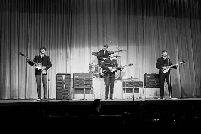 The Beatles – Royal Variety Performance – Prince of Wales theatre, London