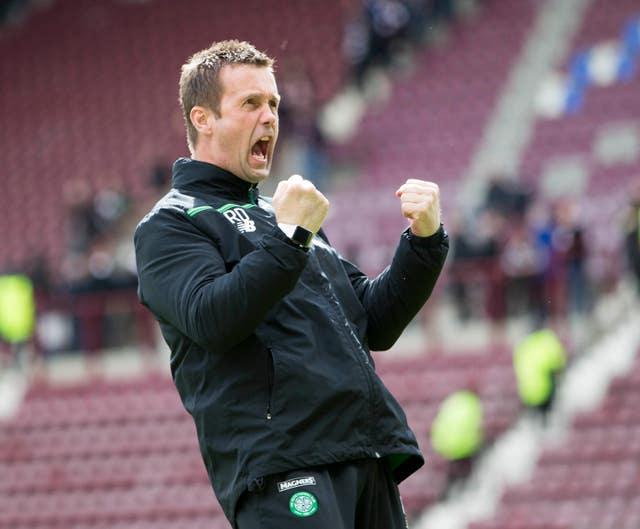 Heart of Midlothian v Celtic – Ladbrokes Scottish Premiership – Tynecastle Stadium
